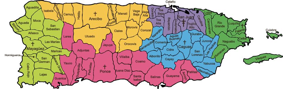 Mapa 960