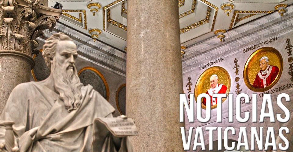 Web Banner - Noticias Vaticanas 960x500