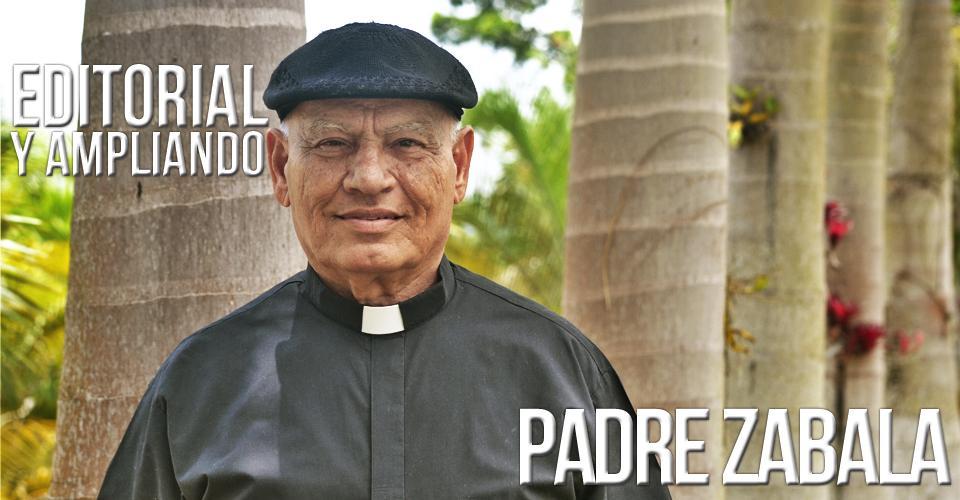 Web Banner - Padre Zabala 960x500