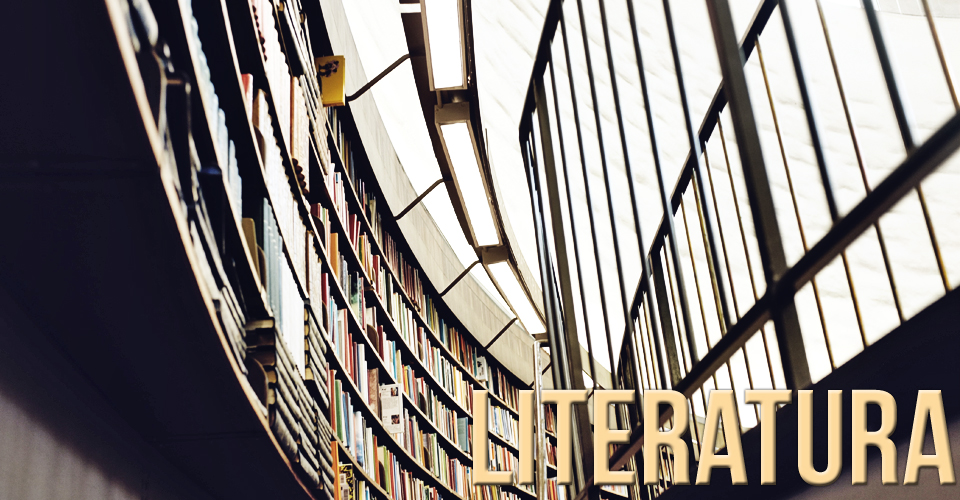 Web Banner - Literatura 960x500