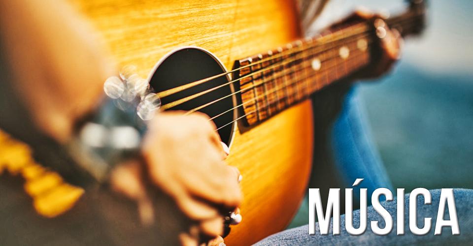 Web Banner – Música 960x500