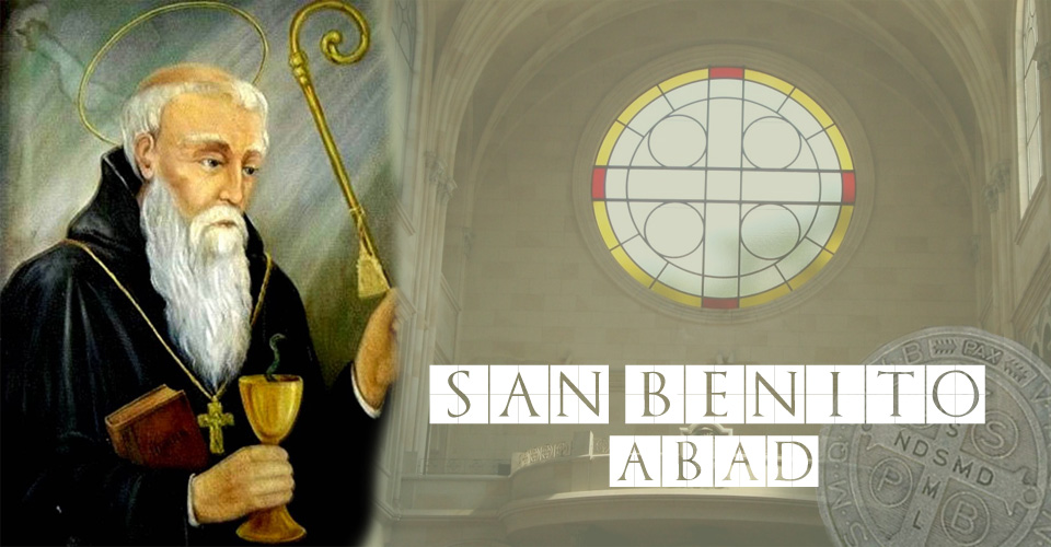 Resultado de imagen para san benito abad