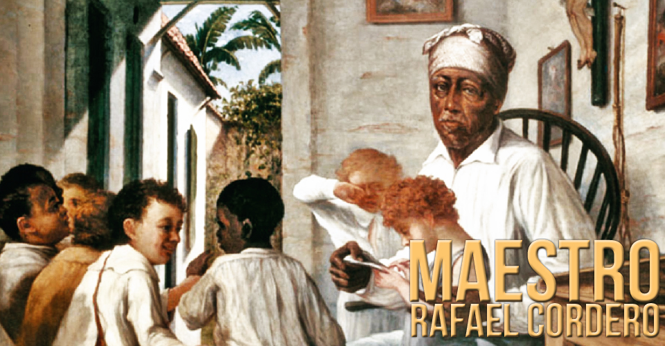 Web Banner - Maestro Rafael Cordero 960x500