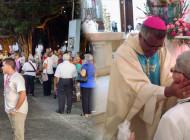 Celebran fiesta pastronal de Nuestra Señora del Rosario en Naguabo