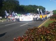 Fotogalería: Marcha Unidos por la Salud