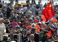 """China hace """"esfuerzos incesantes"""" para mejorar sus relaciones con el Vaticano"""