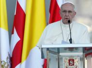 TEXTO: Discurso del Papa a autoridades y cuerpo diplomático de Georgia