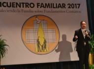 Esperanza para familias en Encuentro Familiar 2017