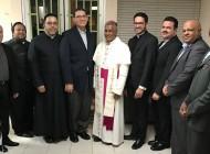 Jóvenes se unen para proclamar su fe en la JMJ diocesana