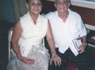 Cinco décadas de feliz unión matrimonial
