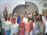 Rincón celebra por todo lo alto a Santa Rosa de Lima