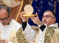 Eucaristía única forma de sentirse invadido del amor de Jesús