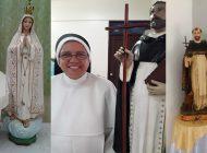 Bodas de plata de tres hermanas Dominicas de Fátima