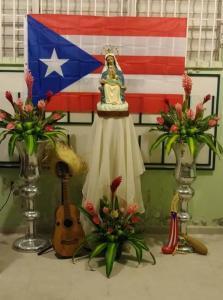 Parroquia Nuestra Señora del Carmen en Cidra