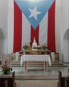 Parroquia Nuestra Señora del Carmen en Cidra / Comunidad del Cielito en Cidra