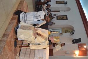 Ordenación sacerdotal de Fray José David Maldonado Rivas, OFM Cap. La ceremonia fue presidida por Mons. Sean Patrick Cardenal O'Malley.