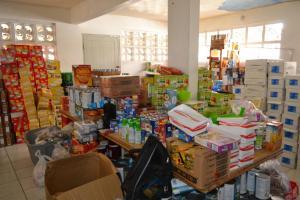 Parroquia Punta Santiago en Humacao ayuda a damnificados