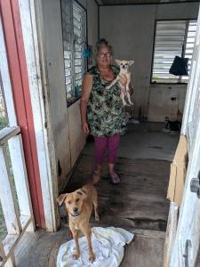 Pesebres de Amor 2017: Nancy de Aguada